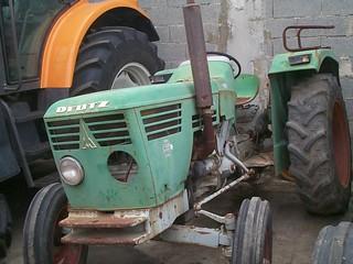 Piece tracteur deutz