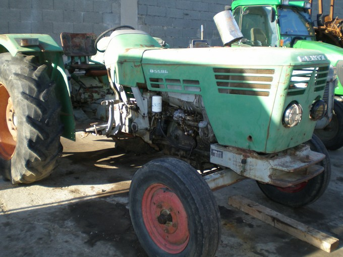 Piece tracteur deutz