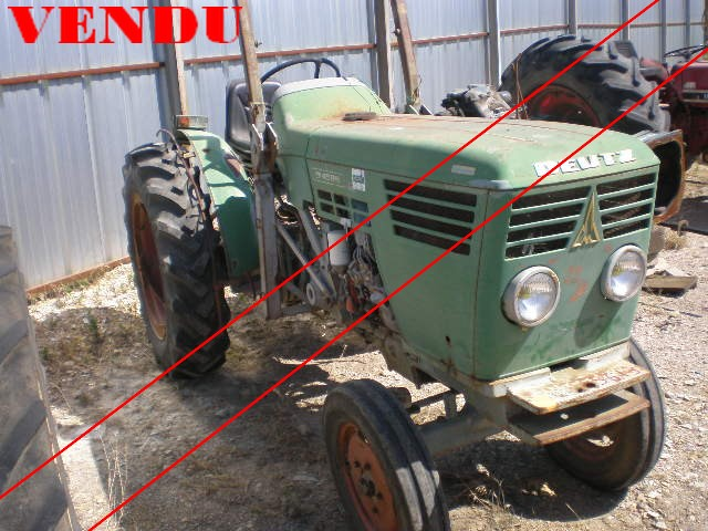 Pieces tracteur deutz 4006